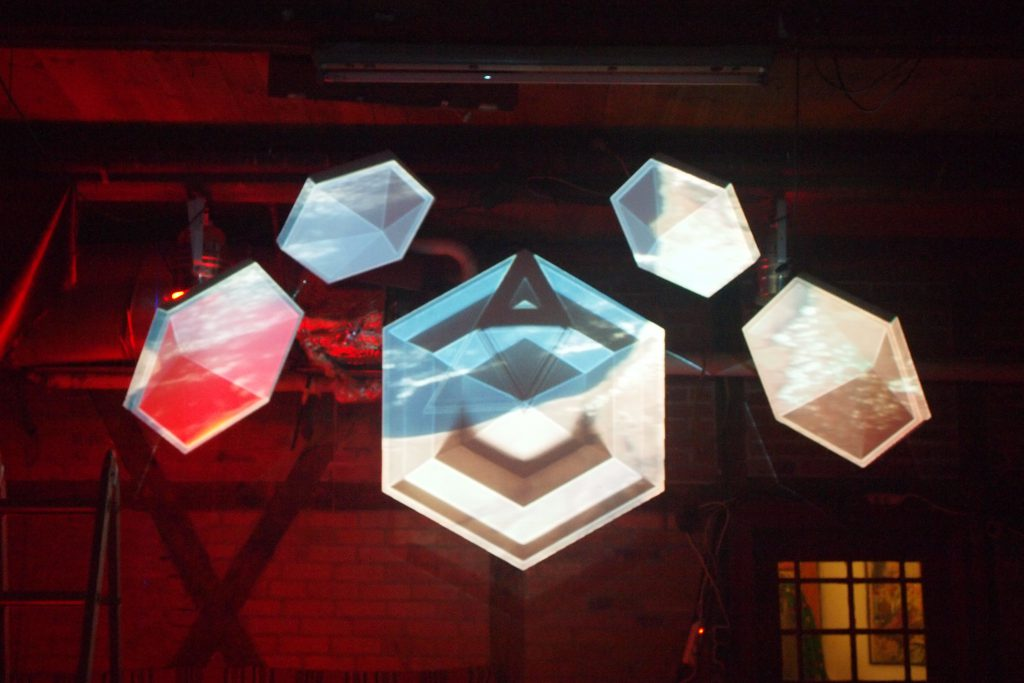 Projection Mapping | Hexas