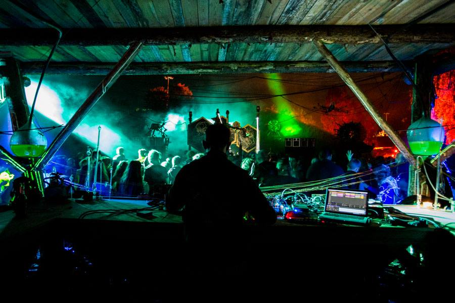 Freqs Of Nature Festival 2017 | Forest Floor