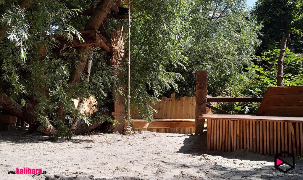 Kalihara at Dockville Voodoo Playground